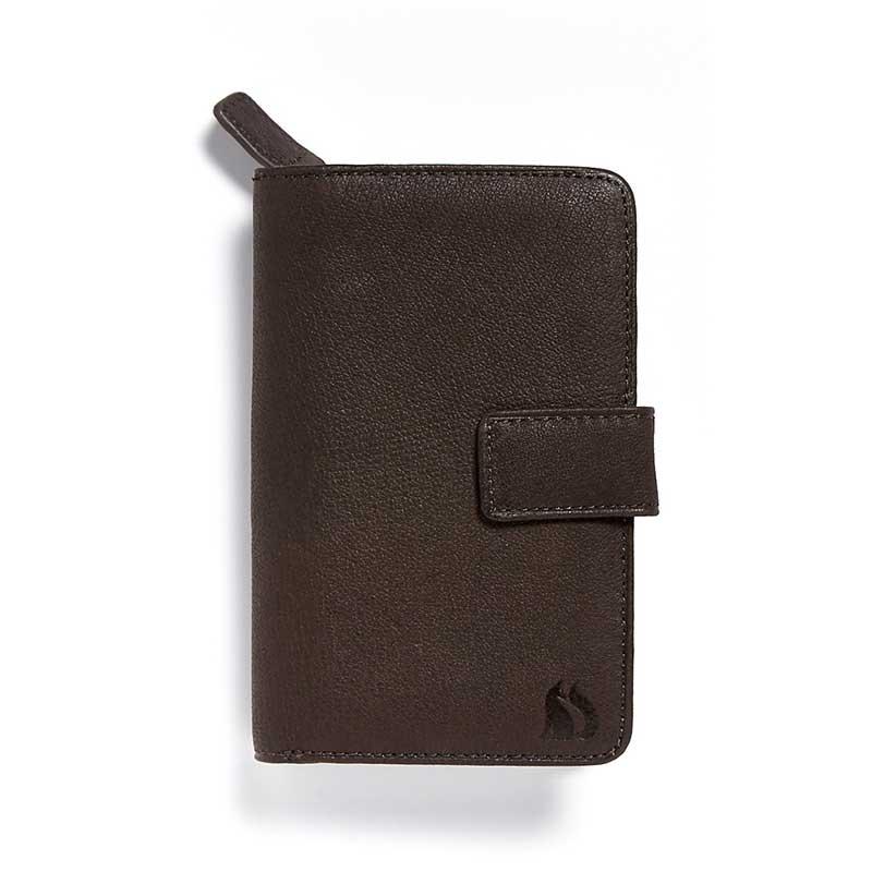 Coniston Foxfield Brown Leather Purse