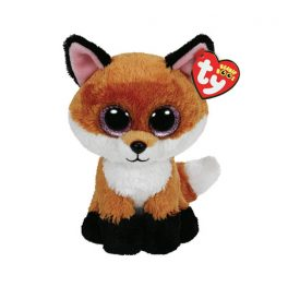 TY Beanie Boo Plush - Slick the Fox