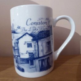 Coniston Lake District Mug