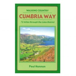 Cumbria Way: 72 Miles Through the Lake District (Walking Country