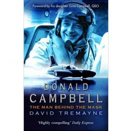 Donald Campbell the man behind the mask
