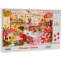 Flower Show 1000 piece puzzle