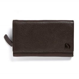 Foxfield Thirlmere brown Leather Purse