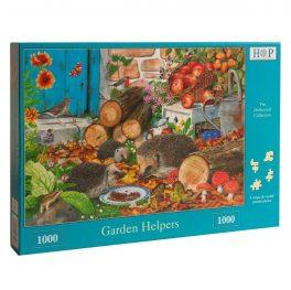 Garden Helpers Hop Puzzle