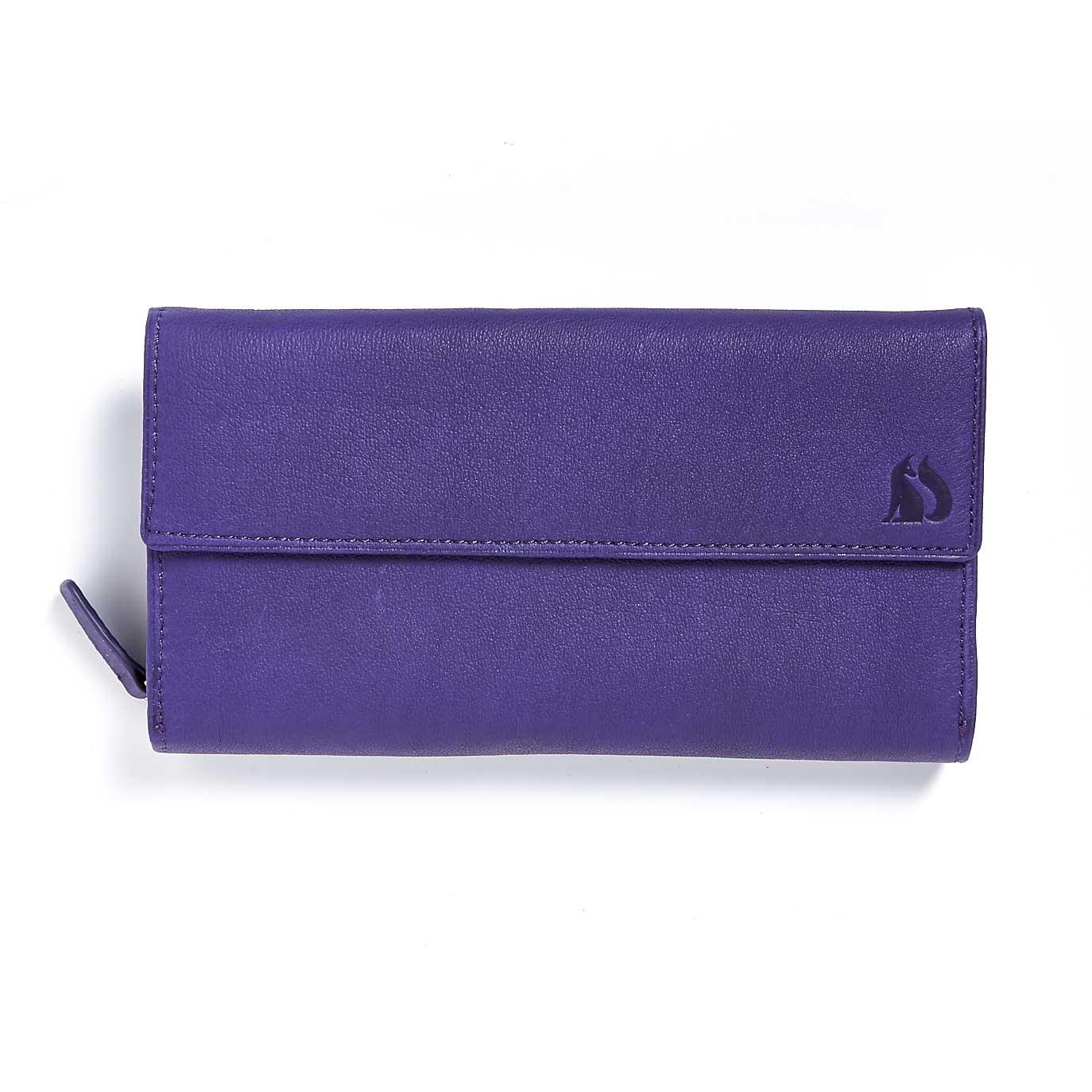 grizedale-foxfield-damson-leather-purse