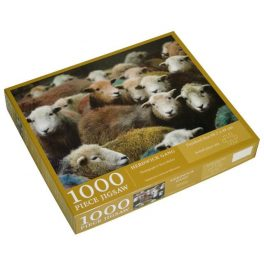 Herdwick Gang Jigsaw Puzzle