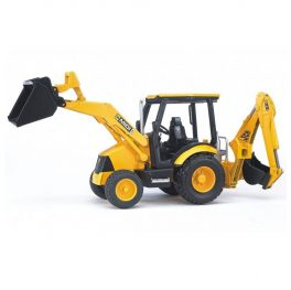 JCB mini digger toy