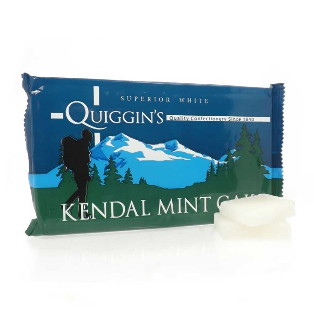 Kendal mint cake quiggins
