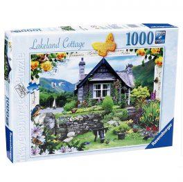 Lakeland Cottage 1000 piece jigsaw puzzle