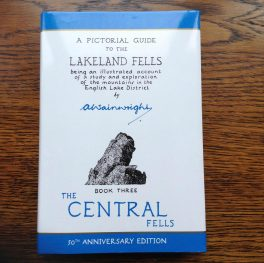 The Lakeland Fells book