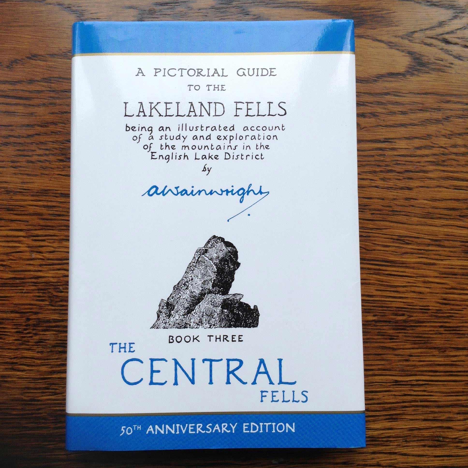 The Lakeland Fells book