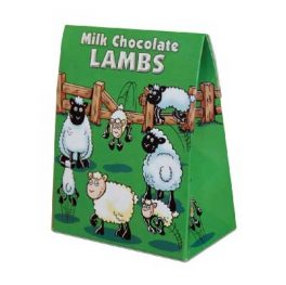 Milk Chocolate Lambs