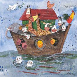 Noahs Ark Print