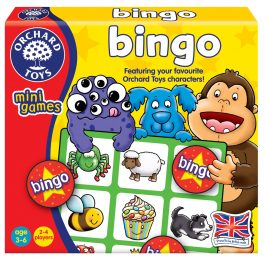 Bingo mini games