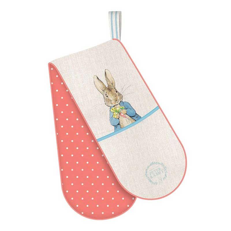 Peter Rabbit double oven glove