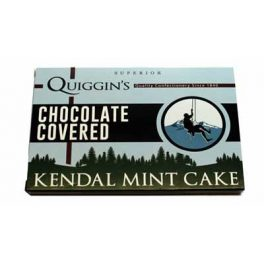 Quiggins chocolate covered mint cake