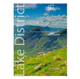 Ridge Walks lake district guidebook
