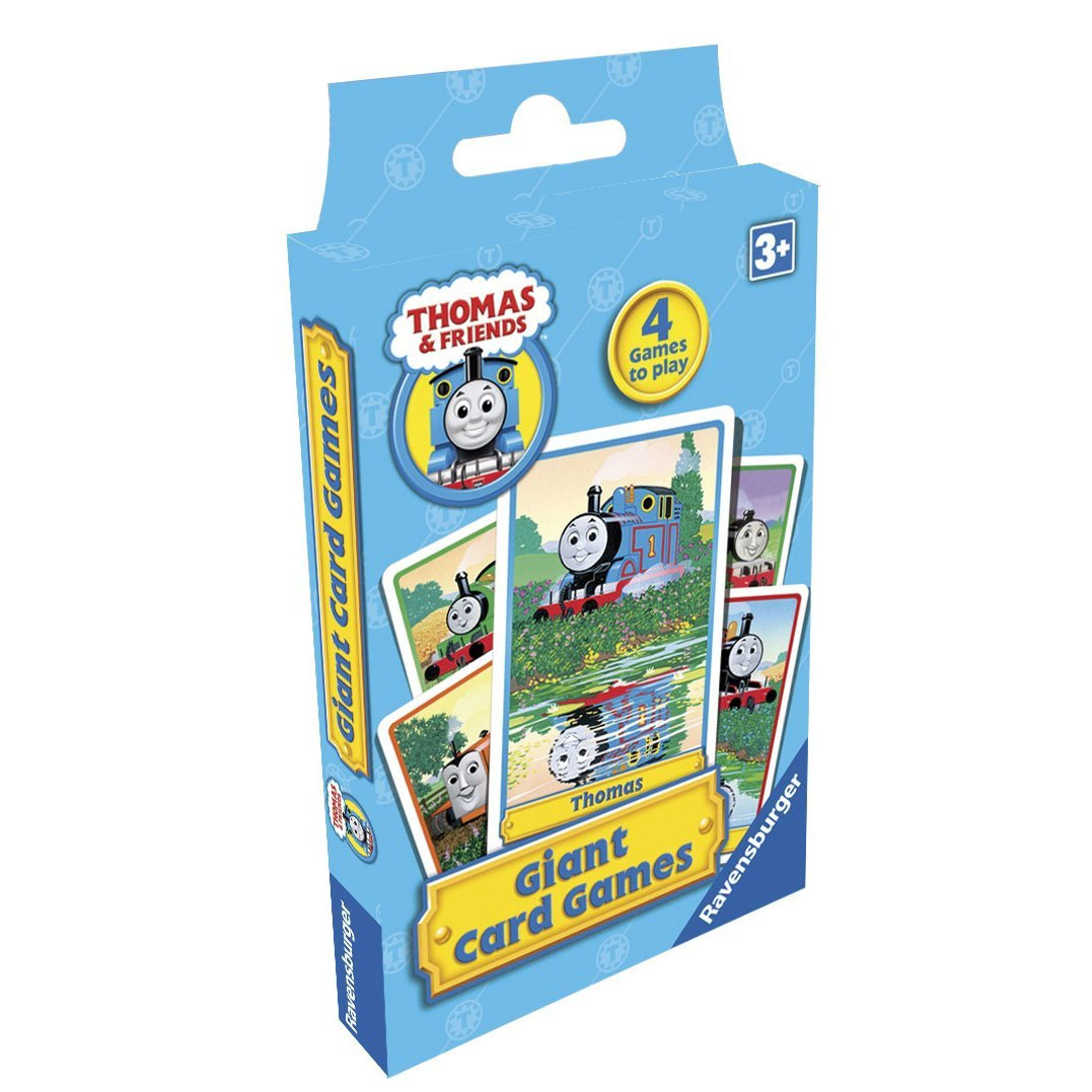 Thomas and friends giant card game