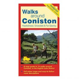 Walks Around Coniston: Hawkshead, Grizedale and Far Sawry