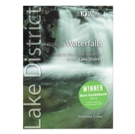 Walks to Waterfalls guidebook