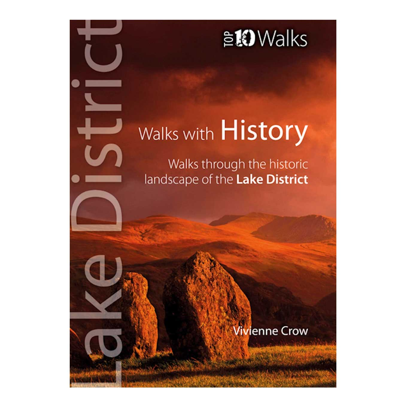 walks with history guidebook