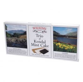 Wilson's Trio of Kendal Mint Cake