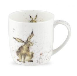 Wrendale good hare day mug